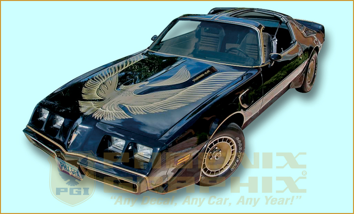 1981 Trans Am Turbo Special Edition Bandit Ultimate