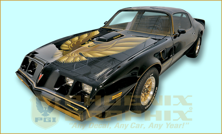 1978 1979 1980 Pontiac Firebird Trans Am Special Edition